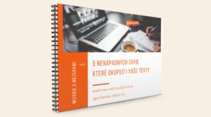 e-book o chybách